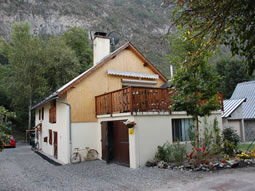 Bourg d'Oisans accommodation
